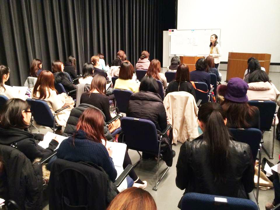グランフロント大阪での講演