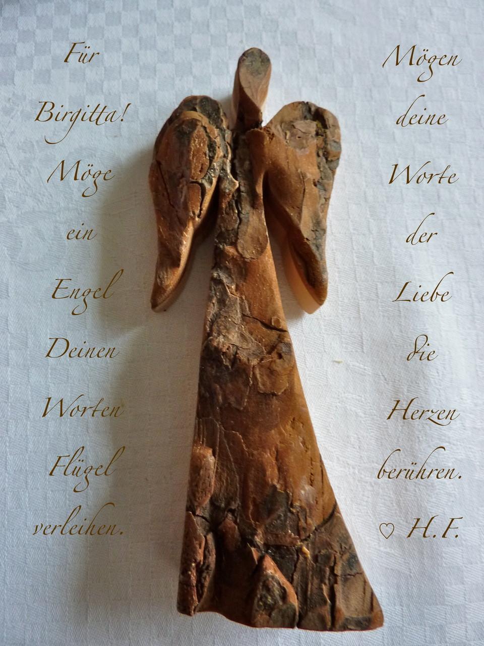 Engelgruß von Helga F.