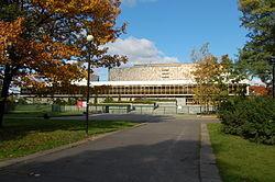 Biblioteka Narodowa, Warszawa