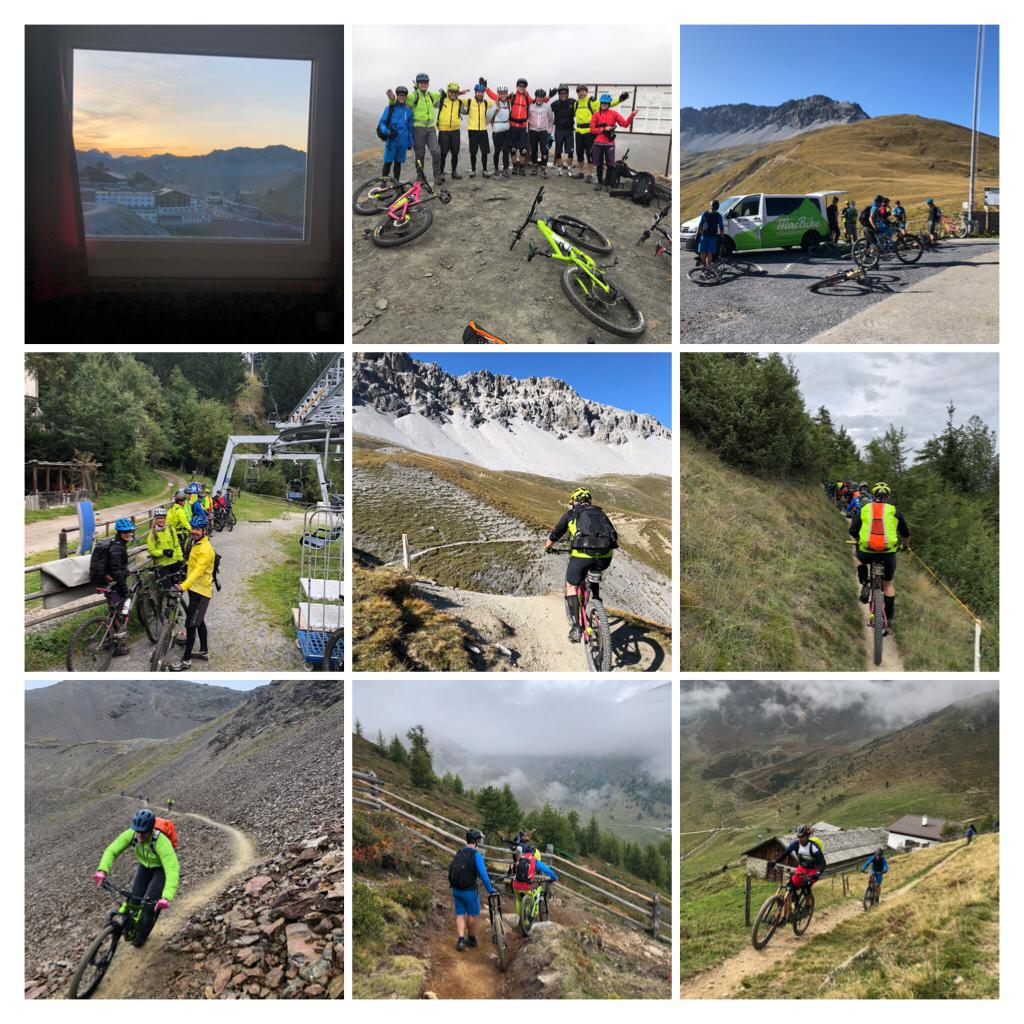 Supertrail MTB und E-MTB Weekend rund um den Nationalpark