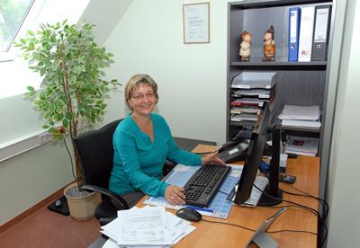 Beratungsbüro - Frau Gärtner