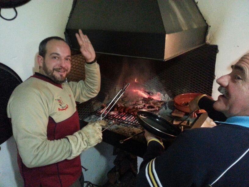 Esos cocineros buenos