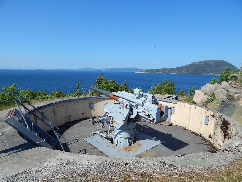 Kanone aus dem WK 2