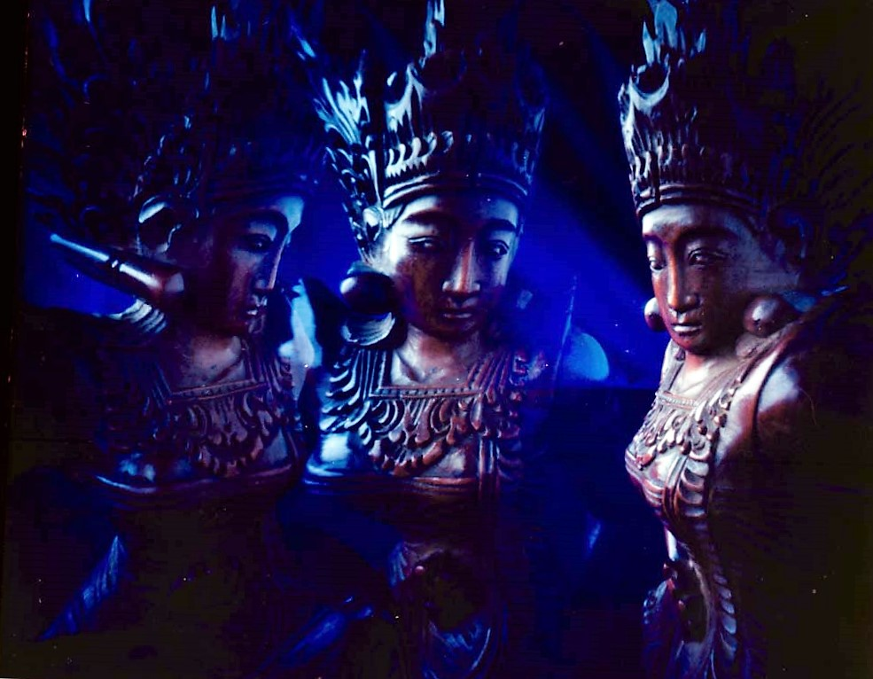 Danseres Balie