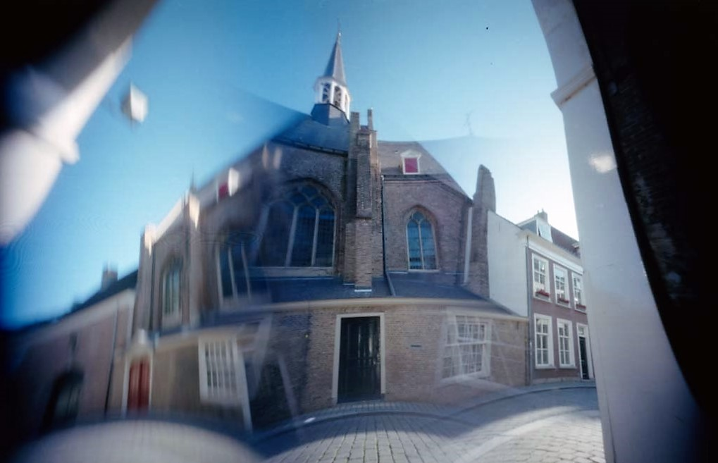 Waalse Kerk/Begijnhof Breda