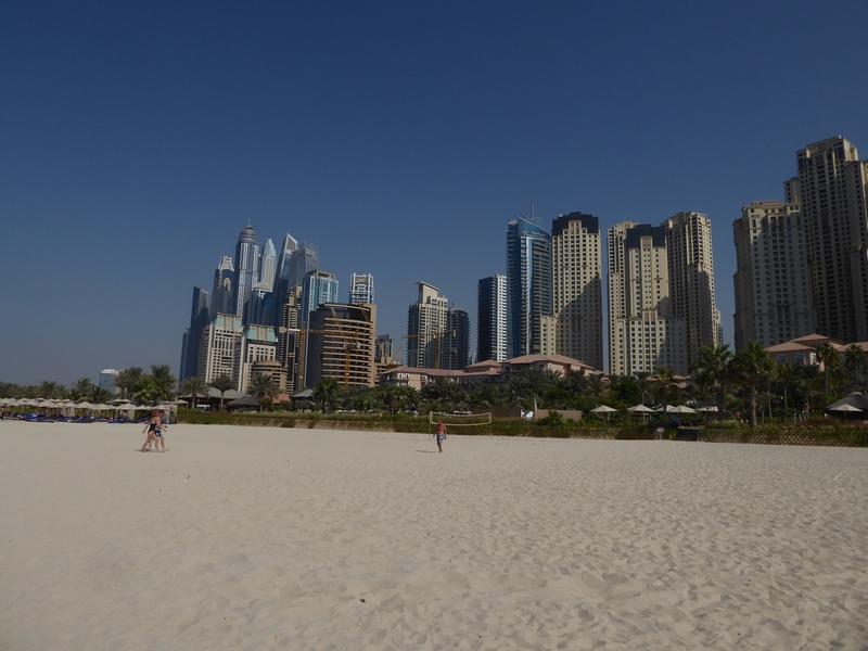 Am JBR Beach