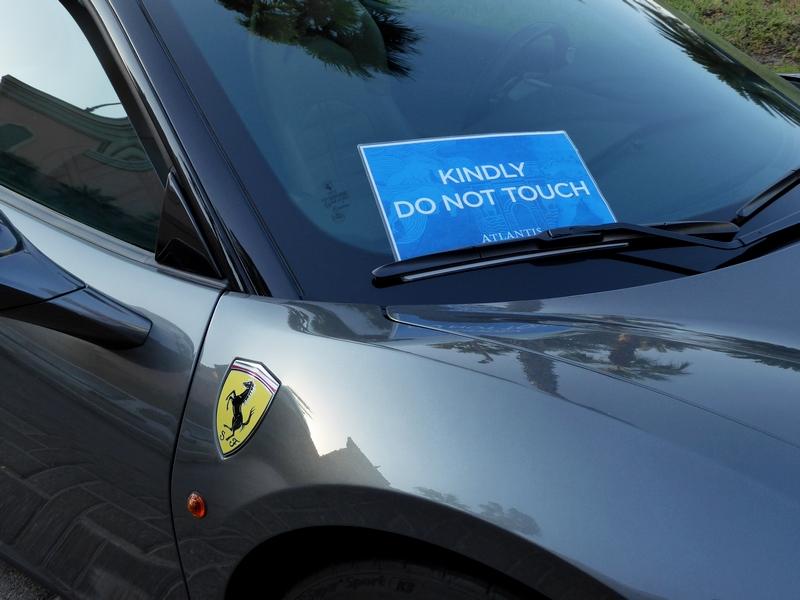 Nicht anfassen!