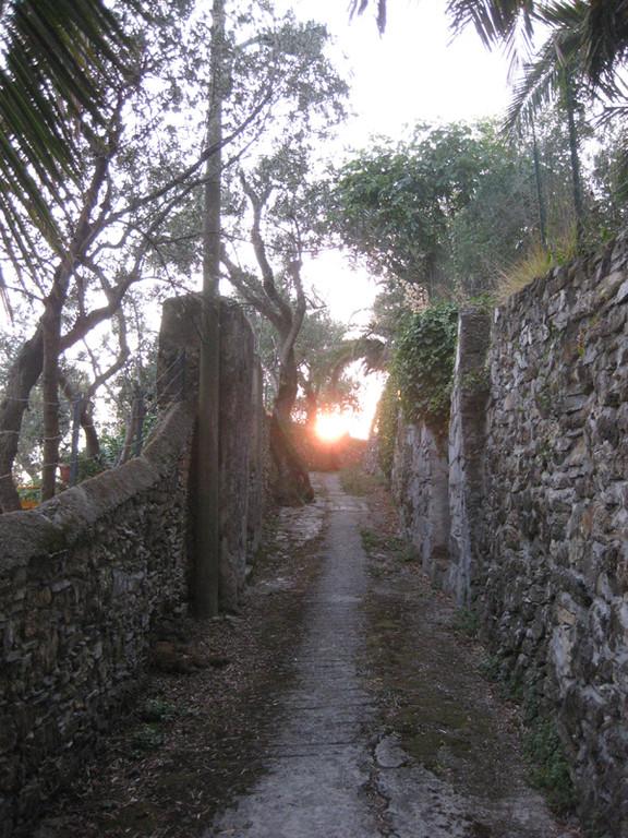 Ligurien in der Nähe von Recco