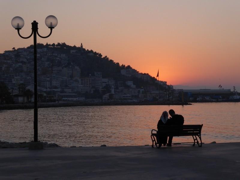 Romantik vor der Vogelinsel
