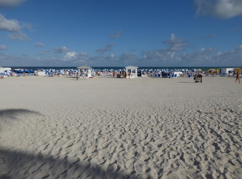 Megabreiter Strand