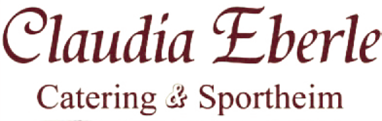 Claudia Eberle Catering & Sportheim