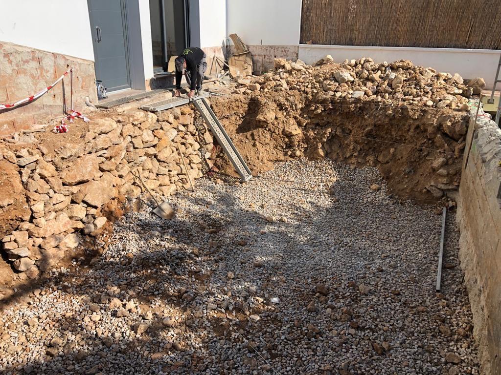 Gana en salud, construye tu piscina en Sitges