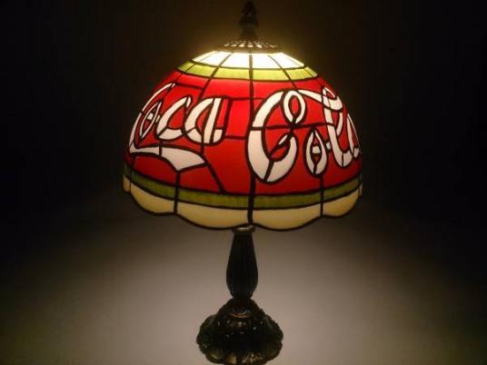 『コカコーラ ランプ 』 【状態】中古美品 【買取参考価格】¥3,000