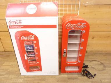 コカコーラ自動販売機型冷蔵庫 中古美品 【買取価格】¥2,000