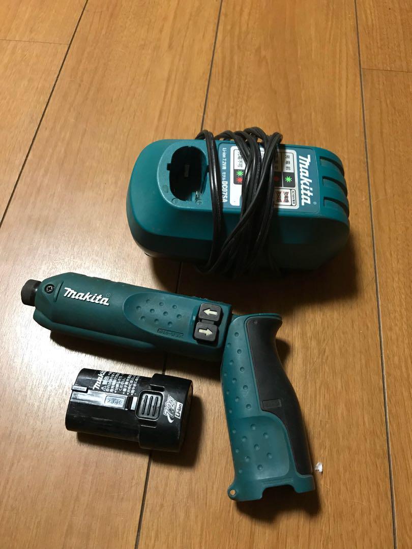 makita TD020D 一式セット 買取価格1000円
