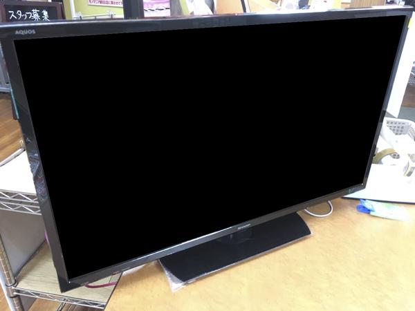 2017年製32インチ札幌液晶テレビ買取6000円