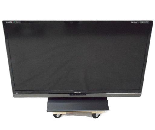 2012年製46インチ札幌液晶テレビ買取12000円
