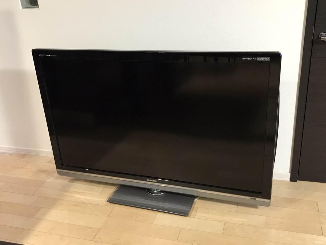 2011年製60インチ札幌液晶テレビ買取25000円