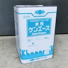 日本ペイント 水性ケンエース 白 新品2500円買取