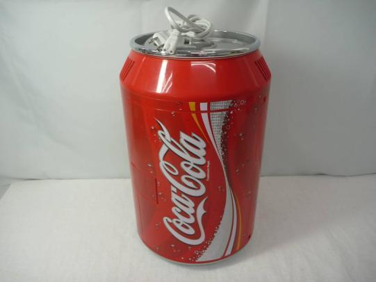 コカコーラ缶型温冷庫 中古美品 【買取価格】¥1,000