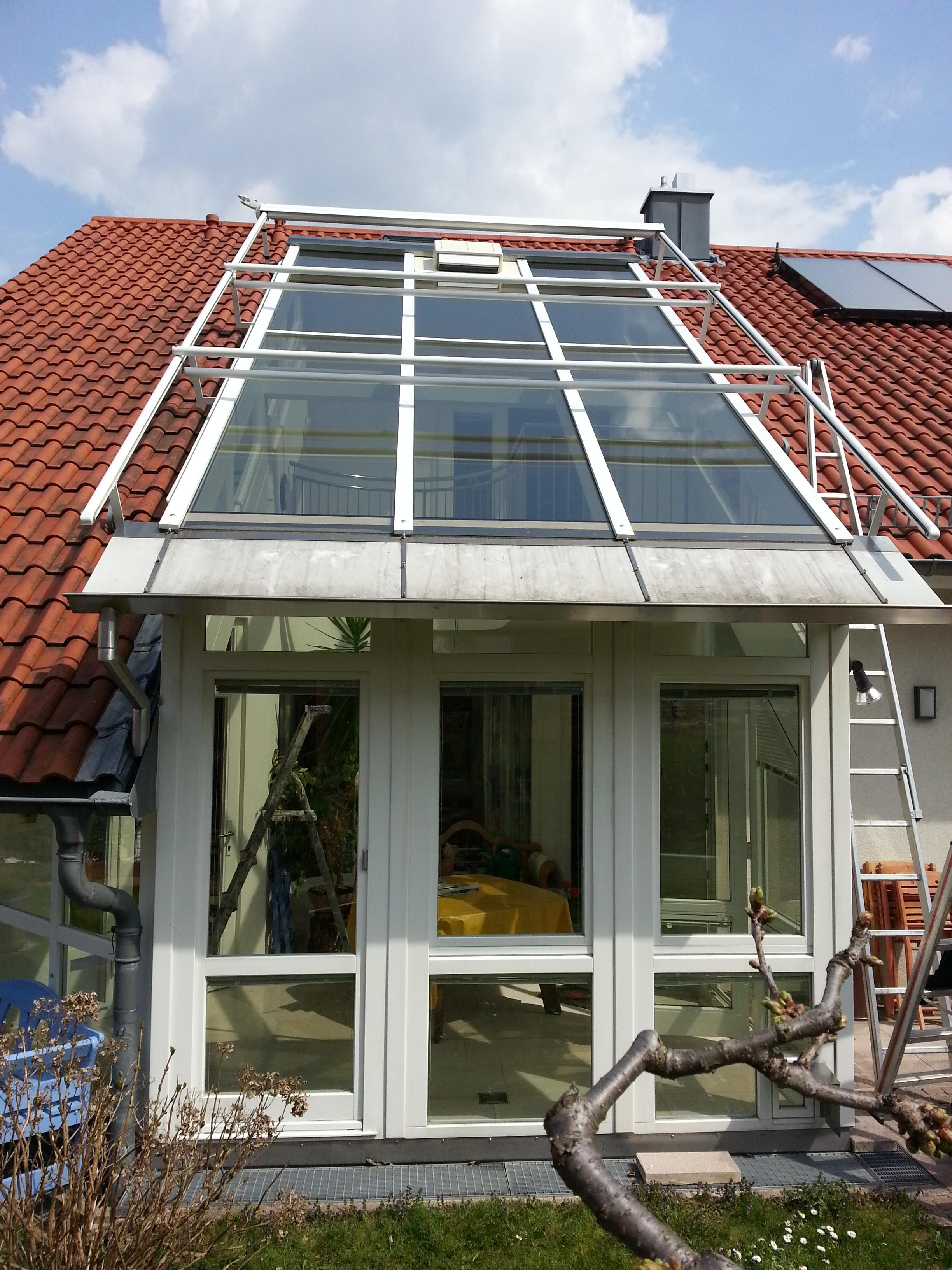Fensterputzer Frankfurt