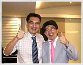 望月俊孝先生の宝地図香港セミナー参加時