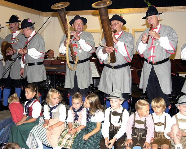 Mühlbacher Holzmusi - gibts nirgendwo sonst!