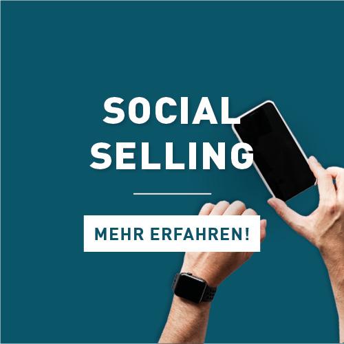 Social Selling, Vertrieb, Verkauf