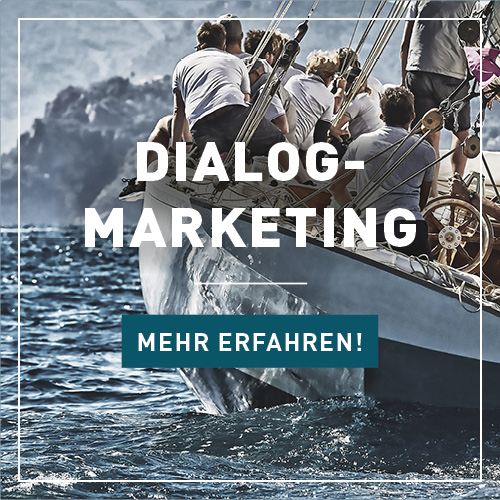 Beziehungsmarketing, Datenbasemanagement, Customer Journey, Responsemanagement, Dashboards,  Marketing Automation, Zielgruppenmanagement, Onlinekampagnen, Directmailing, Big-Data-Management, Buyer-Persona, Landingpages, Kundenscouring, Crossselling, Conve