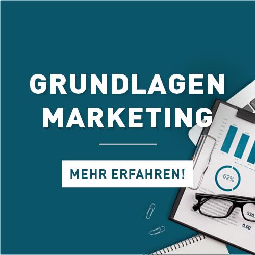 Marketing, Grundlagen