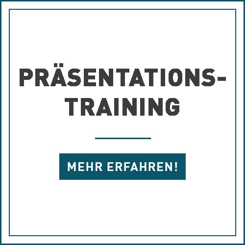 Präsentationstraining, Vertrieb, Verkauf