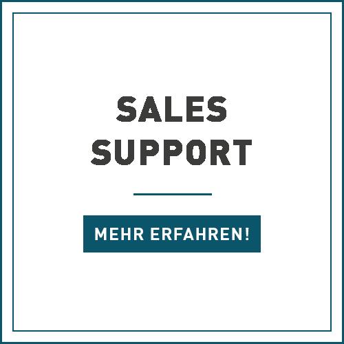 Sales Support, Vertrieb, Verkauf