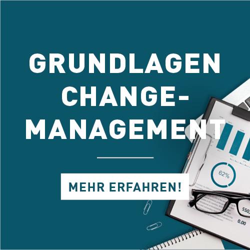 Changemanagement, Grundlagen