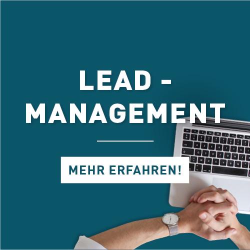 Leadmanagement, Vertrieb, Verkauf
