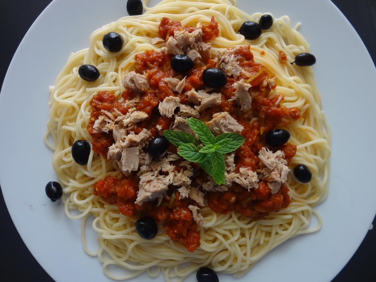 Spaghetti Thon