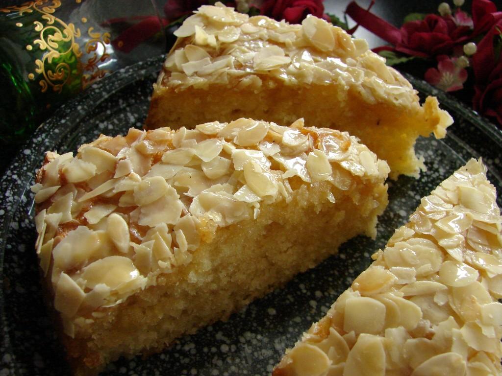 Marokkanischer Mandelkuchen