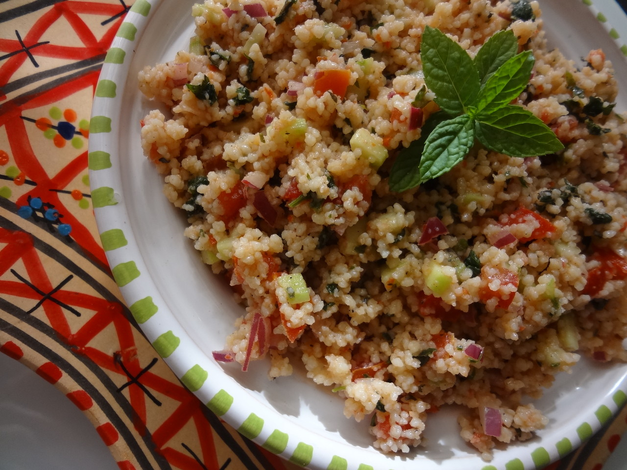 Taboule Tunisienne