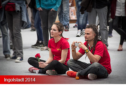 Tattoo Convention Ingolstadt 2014