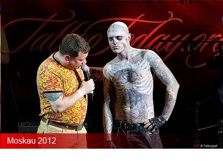 Tatto convention Moskau 2012 5 Московский международный съезд татуировщиков 2012