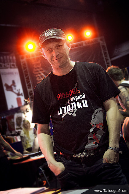 Tattoo Convention Moskau 2013 - Московская Тату Конвенция 2013