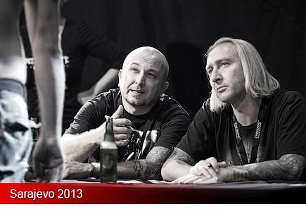 Tattoo Convention Sarajevo 2013