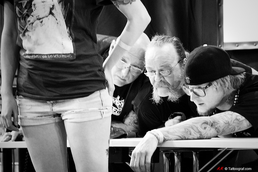 Tattoo convention Nürnberg 2012