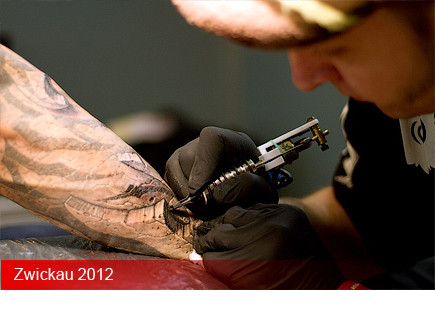 Tattooconvention Zwickau 2012
