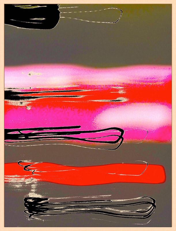 lichter #9, FineArt Print, 80x60cm