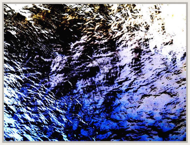 elbe, C-Print Diasec, 75x100cm