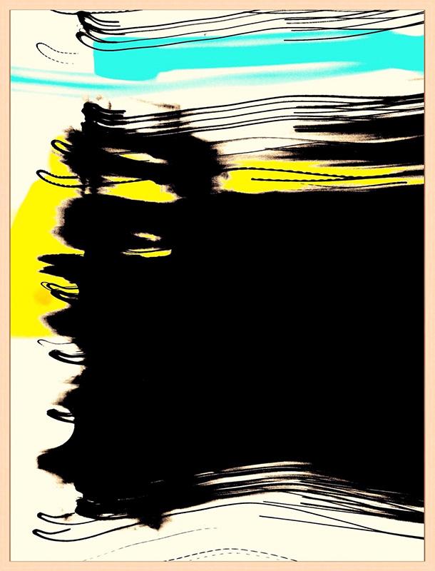 lichter #6, FineArt Print, 80x60cm