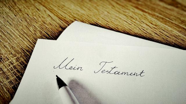 EU-ErbRVO führt zur notwendigen Änderung von Testamenten