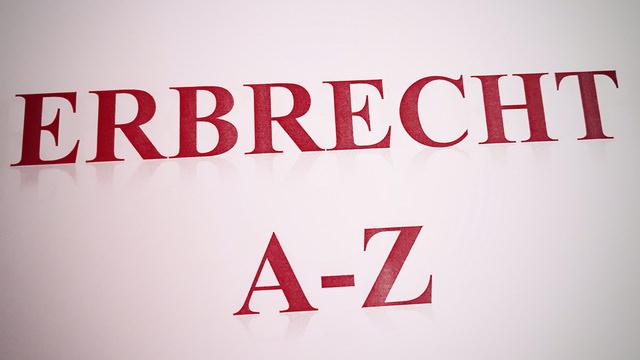 Glossar A-Z von Ihrem Fachanwalt für Erbrecht in Augsburg