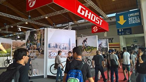 欧州最大規模の自転車メッセは毎年規模を拡大し続けています