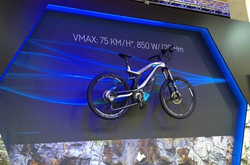 電動アシスト付きの自転車のシェア拡大は留まることを知りませんが、最高時速75km/hまでは必要ない気がします